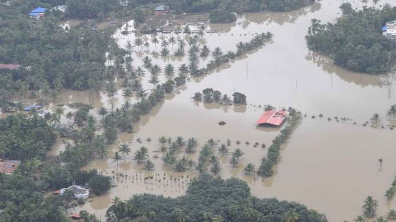 Kerala Floods Live Updates 2018; Congress MPs and MLAs will donate their one month salary for flood victims