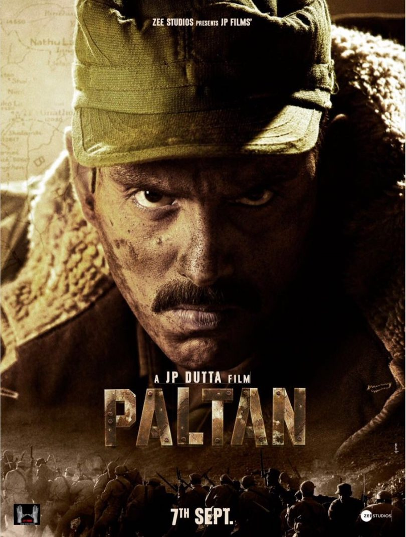 Paltan Movie Trailer: Review, Releasing Date and audience reaction
