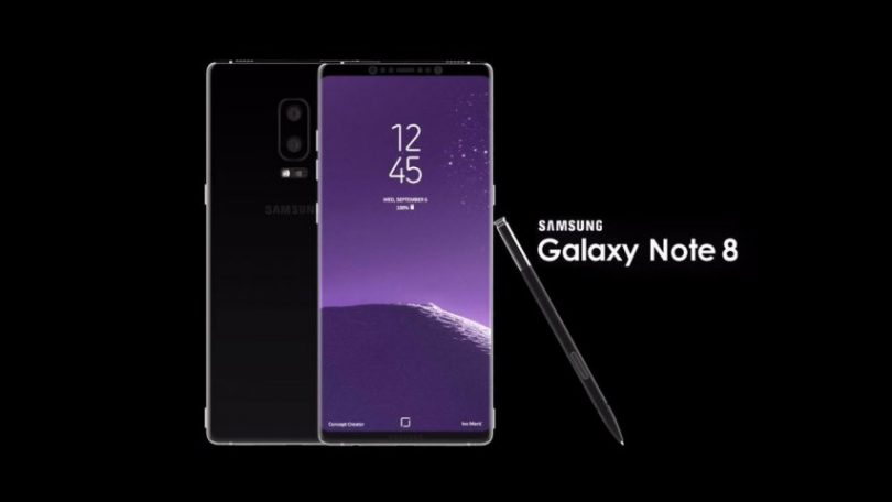 Samsung Galaxy Note 8 is available with 12,000 Rs Discount on this site