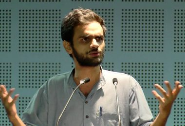 JNU Student Umar Khalid shot at Constitution Club, escapes unhurt