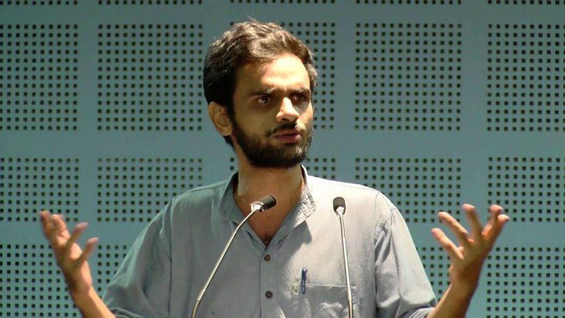 JNU Student Umar Khalid shot at Constitution Club, escapes unhurt