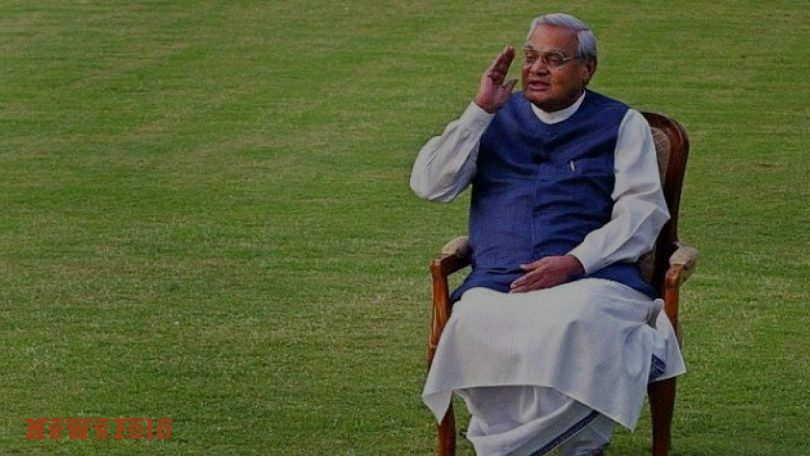 Atal Bihari Vajpayee funeral Highlights Mortal remains to are being taken to BJP HQ