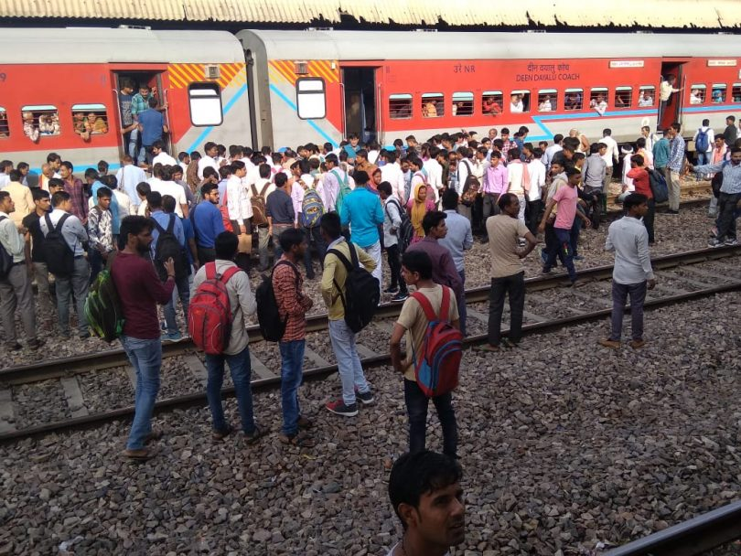 Kosi Kalan Accident in Mathura: 2 killed, 5 injured after being hit by Train