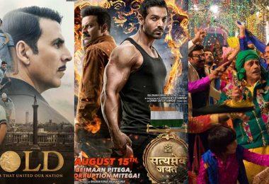 John Abraham's Satyameva Jayate vs Akshay Kumar's Gold; Box Office Collection and Updates