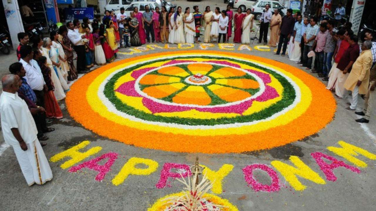 Happy Onam Wishes Greetings Quotes And Messages