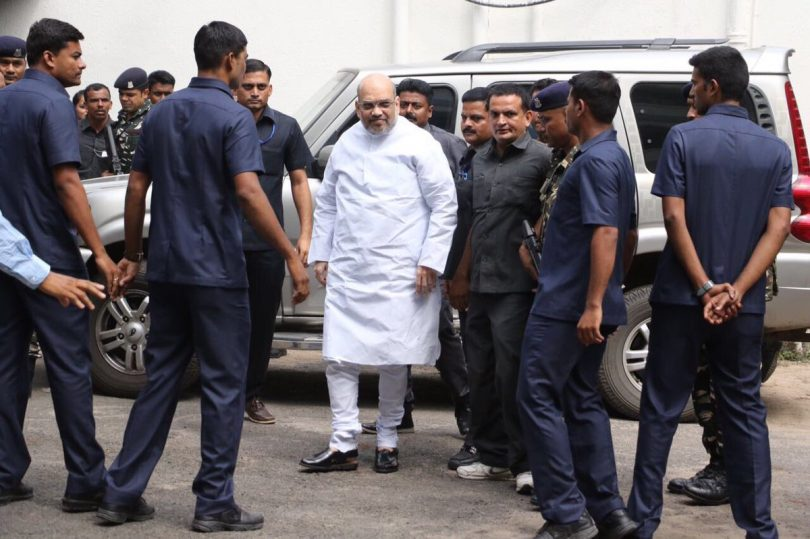 Why Home Ministry increased the security of BJP's national president Amit Shah?
