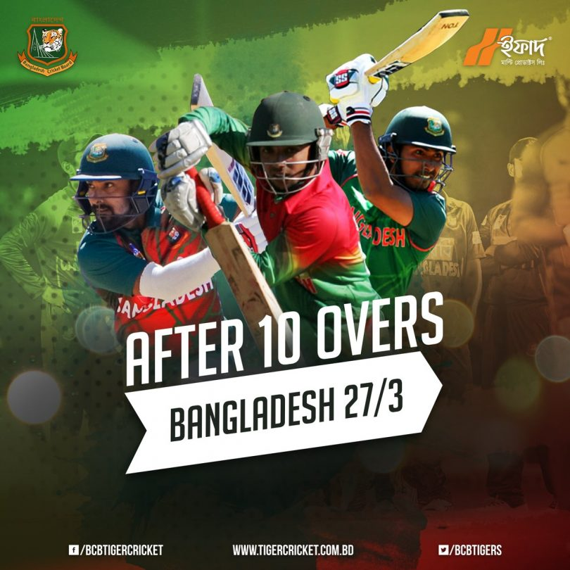 Asia Cup Bangladesh Vs Pakistan Live Cricket Score: BAN chunts Pak Batting order early