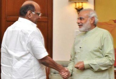 Sharad Pawar could make an Alliance with BJP ahead of 2019 Polls