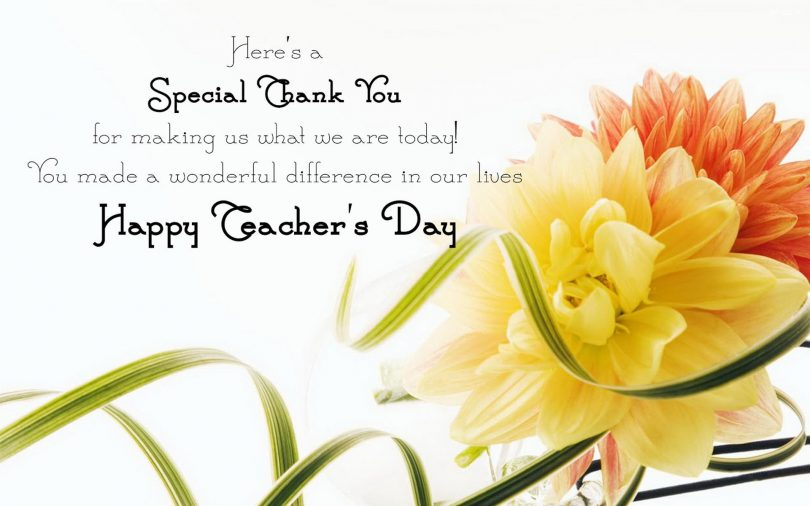 Happy teachers day wishes greetings whatsapp messages and quotes m4hsunfo