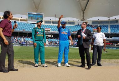India vs Pakistan Asia Cup Live Score and Commentary- Chahal gets first wicket of the day