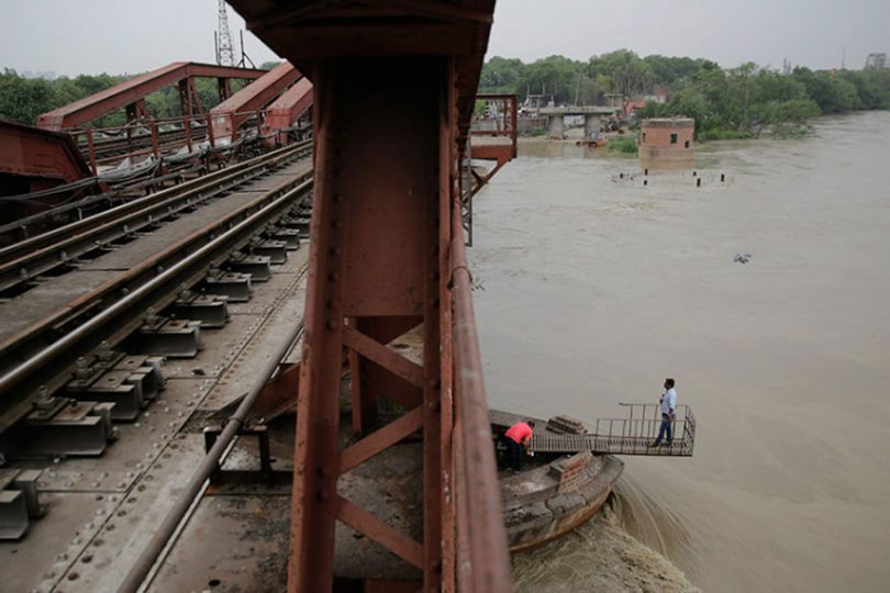 Yamuna River crossed Danger Mark in Delhi, reached 204.84 m level