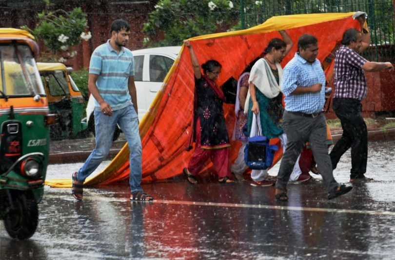 Weather Update Today in Delhi: Heavy rainfall in 22 States, NDMA says