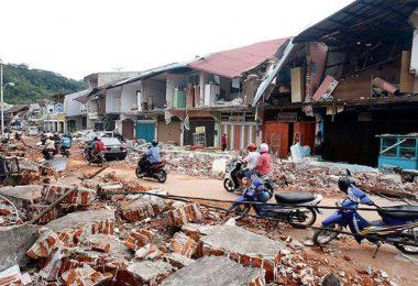 Earthquake in Indonesia: More than 400 died as Earthquake and Tsunami hits