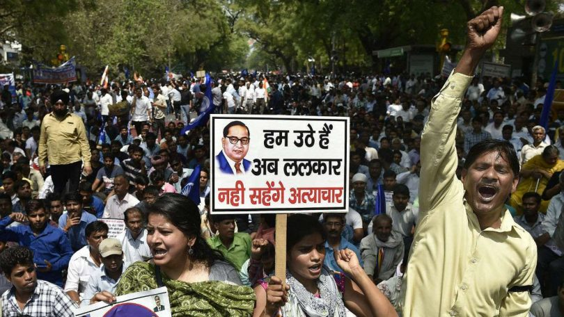 Bharat Bandh in Madhya Pradesh Live Updates; SC/ST Act Full Story is here