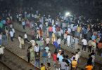 Train runs over people celebrating Dussehra near Amritsar, over 60 dead