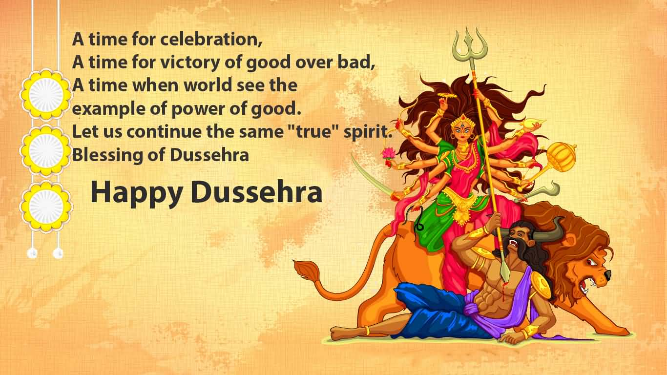 Dussehra 2018 wishessmsimagesgreetings to share with your loved happy dussehra wishes m4hsunfo
