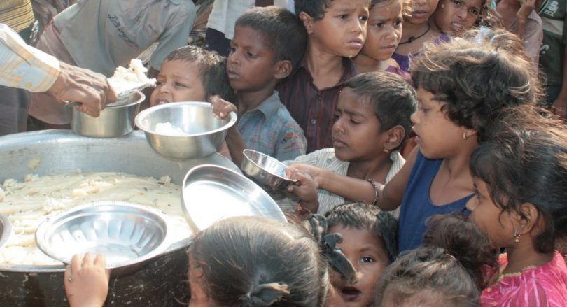 India ranking at Global Hunger Index 2018: Ranks 103rd out of 119 countries
