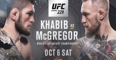 UFC 229: Khabib Nurmagomedov vs. Conor McGregor Live Streaming and Where to Watch