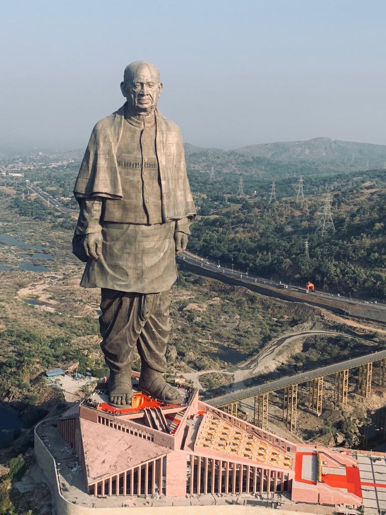 PM Modi unveils the tallest statue in the world; Read 10 Important points here