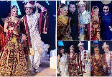 Prince Narula Yuvika Chaudhary Wedding; See Wedding album and Photos