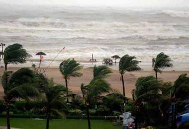 Cyclone Titli in Odisha, Andhra Pradesh Live Updates; Landfall near Gopalpur and Srikakulam