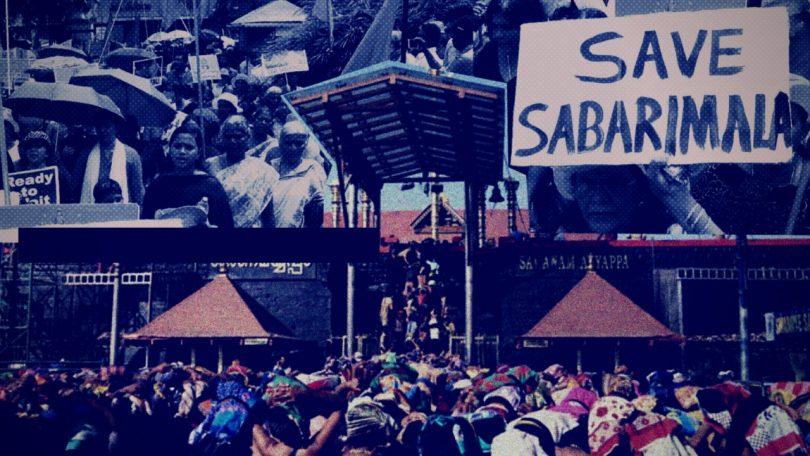 Sabarimala Temple Case; Religion conflict Rising Across Kerala
