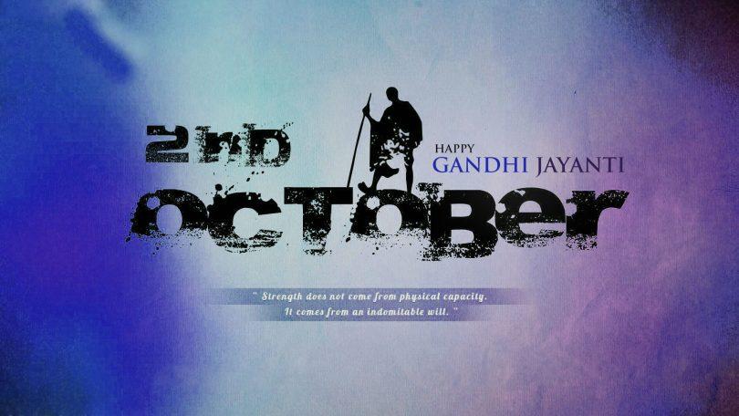 Happy Gandhi Jayanti 2018: Wishes, Images, Speeches, Status,Bapu Quotes and Photos of MahatmaGandhi