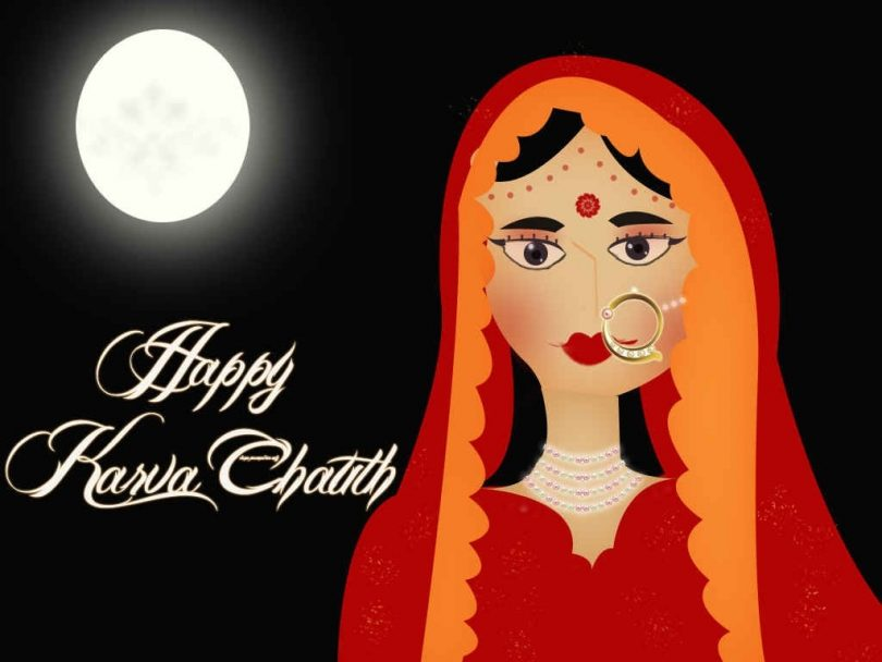 Happy Karwa Chauth 2018: Wishes, Images, Messages, Photos, SMS and Status for Whatsapp and Facebook