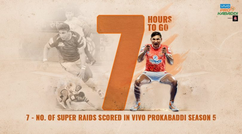 Pro Kabaddi League Season 6 2018 Schedule, Fixtures, Time Table and Squads