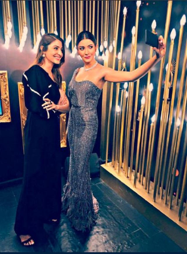 Anushka Sharma Unveiled Her Wax Statue At Madame Tussauds In Singapore
