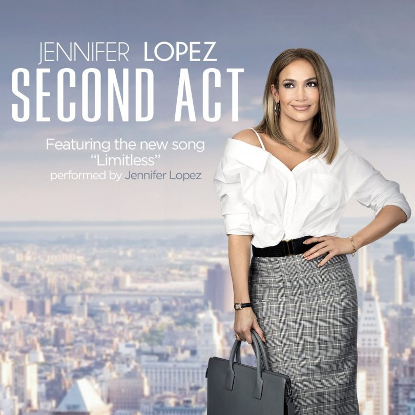 Jennifer Lopez to play romantic comedy in her upcoming film Second Act