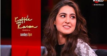 Saif Ali Khan and Sara Ali Khan will be sharing couch on Koffee With Karan