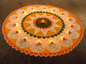 Latest Diwali Rangoli Designs Images, Photos, and Pictures
