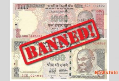 Shocking: RTI reveals 15,310.73 Arab demonetised notes are destroyed by RBI