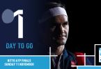 ATP Finals 2018; Roger Federer eyes on 100th Single Title