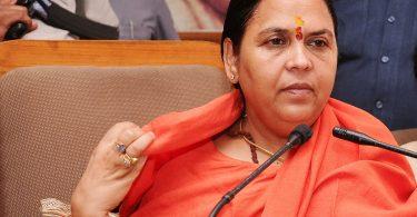 Senior Leader Uma Bharti won't contest 2019 Lok Sabha Election