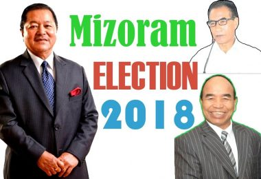 Mizoram Elections Results 2018 Live: MNF leading on 24 seats, Congress on 10 seats