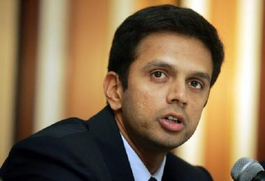 Rahul Dravid feeling overwhelmed by outpouring birthday wishes on his 46th birthday