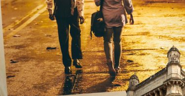 Photograph poster First look: Nawazuddin And Sanya On The Streets Of Mumbai