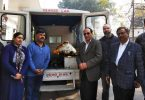 In a selfless act, Lucknow NGO Founder body and eyes donated for greater good