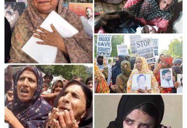 Video of Human right violation in Balochistan emerges, Pakistan Army kills unarmed Baloch civilian